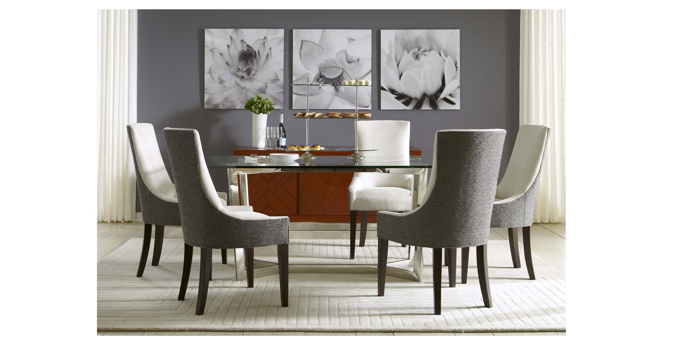 TOWNSEND DINING TABLE available online Dining