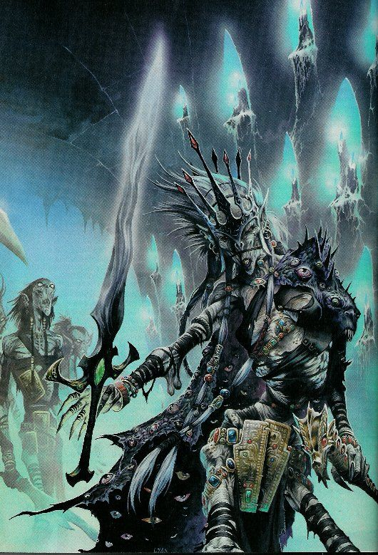 Vlaakith the Lich Queen