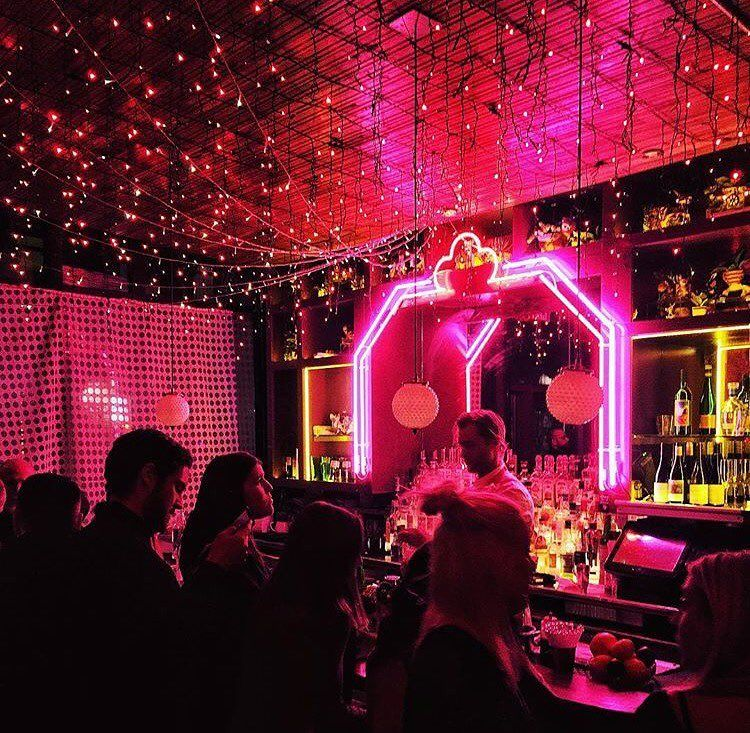 Haunted Places In Las Vegas 2014: Ghost Donkey, NYC // Expensive Drinks, Cool Bar...just A