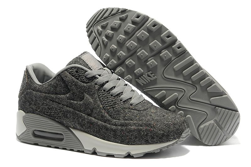 nike free run cheap flyknit, Nike Air Max 90 VT Tweed Women