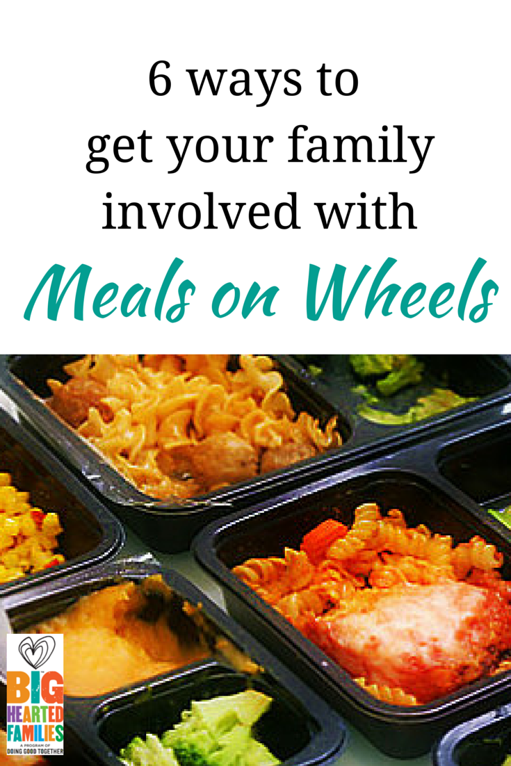 Fresh Menu Ideas For Meals On Wheels