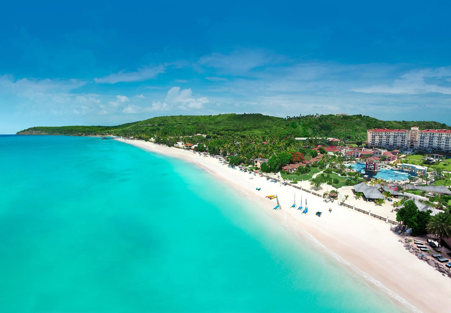 Sandals grande all inclusive antigua resort spa a for Best spa vacation packages