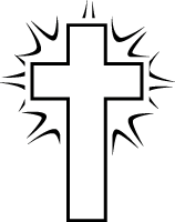 White Cross Png Format