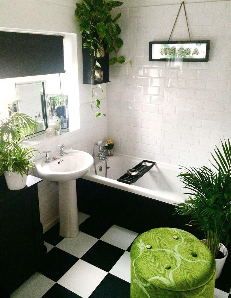 Exotic Bird Powder Room - bowerbyrd.co.uk | Tropical Bathroom ...