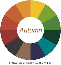Seasonal Color Analysis | Stock Photo and Image Collection by Sidhe | Shutterstock