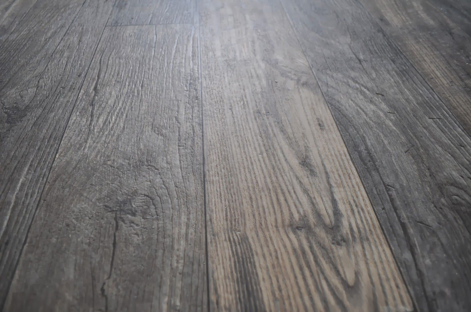 Many who tread on this floor initially think that it is for Mannington vinyl flooring
