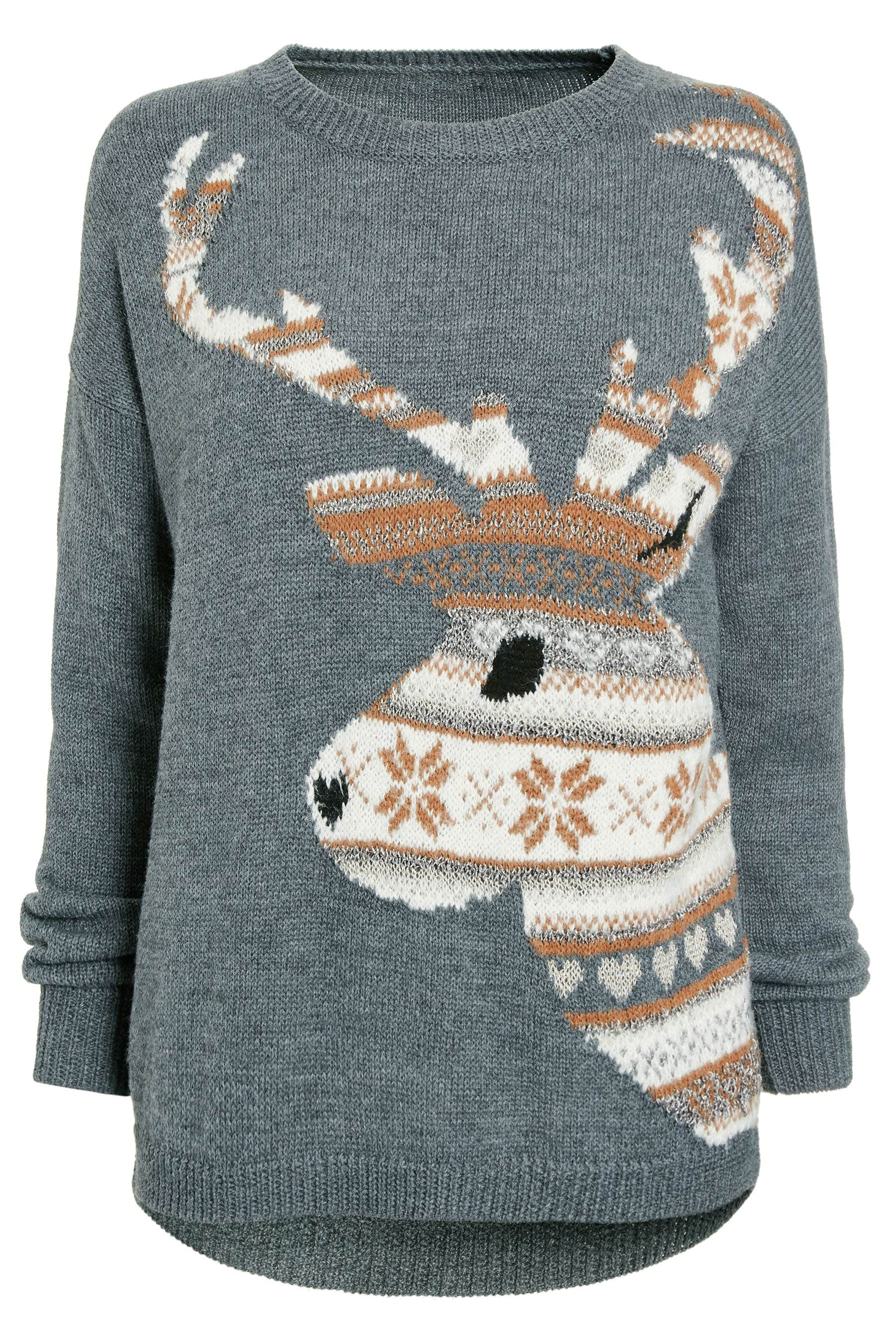 Buy Fairisle Print Sweater from the Next UK online shop