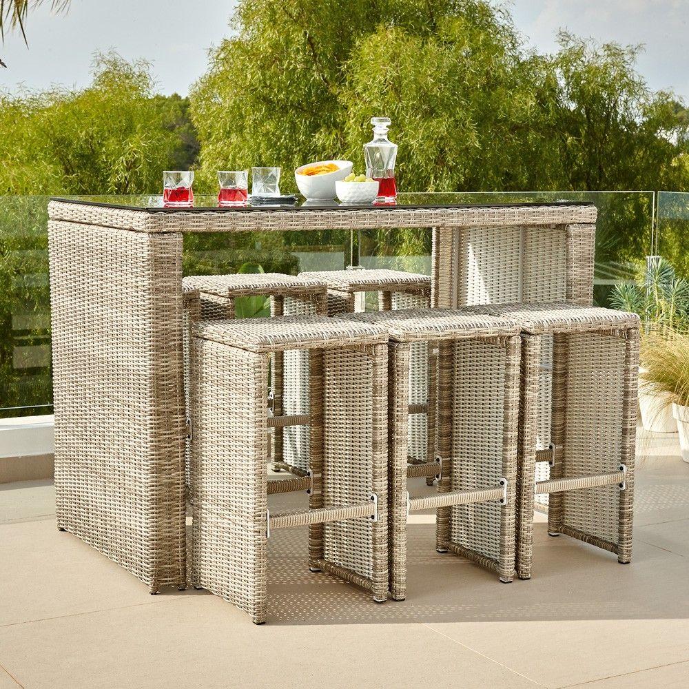 Soldes 2020 Salon De Jardin Et Ensemble Repas Gifi Salon De Jardin Gifi Mobilier Jardin Patios Exterieurs