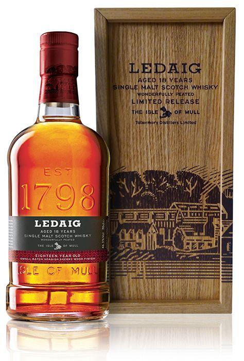 #Ledaig 18 años. #scotch #singlemalt #whisky