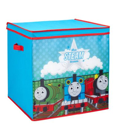 Love this Extra-Large Thomas The Tank Engine Storage Box by Thomas u0026 Friends on #zulily! #zulilyfinds  sc 1 st  Pinterest & Love this Extra-Large Thomas The Tank Engine Storage Box by Thomas ...