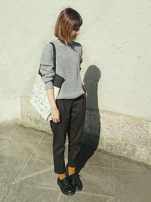 meiko│CHILD WOMANのパンツコーディネート-WEAR