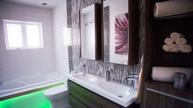 Une salle bain plus fonctionnelle
