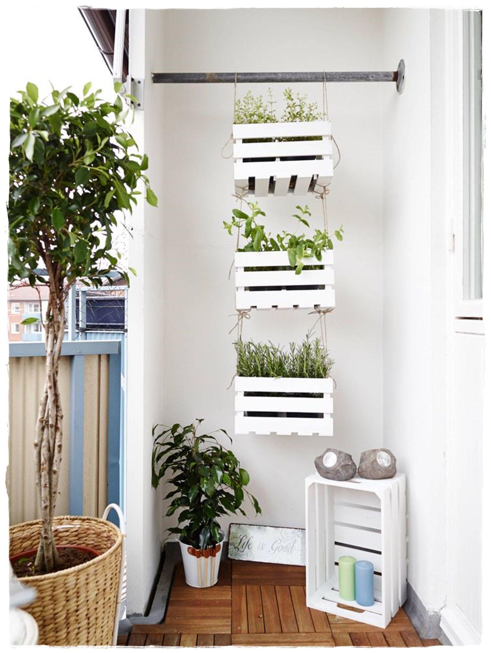 Cajas madera decoraci n jardineras plantas cajas for Decoracion departamentos pequenos vintage