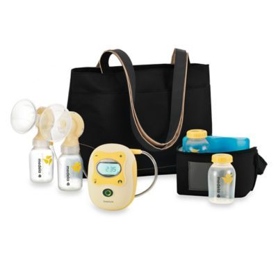 400 Medelaa Freestylea Double Electric Hands Free Breastpump