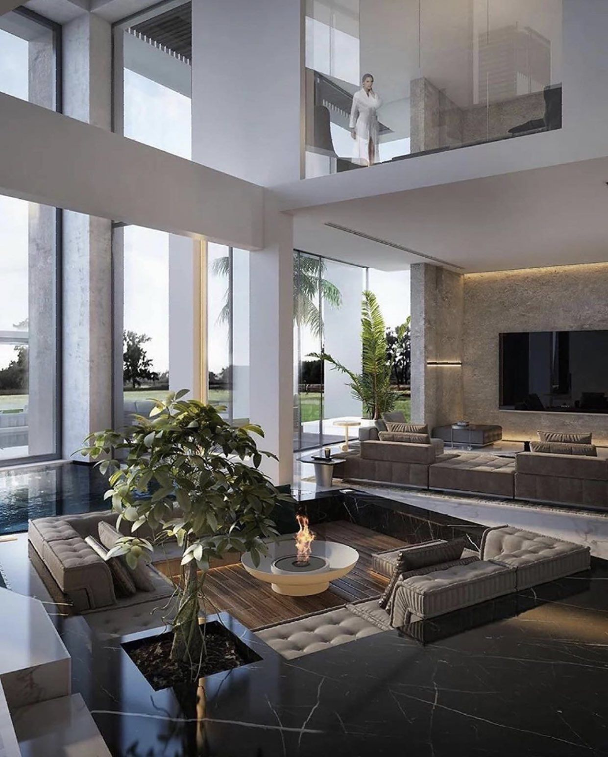The Perfect Living Room Decor Be Inspired By Covet Group Interior