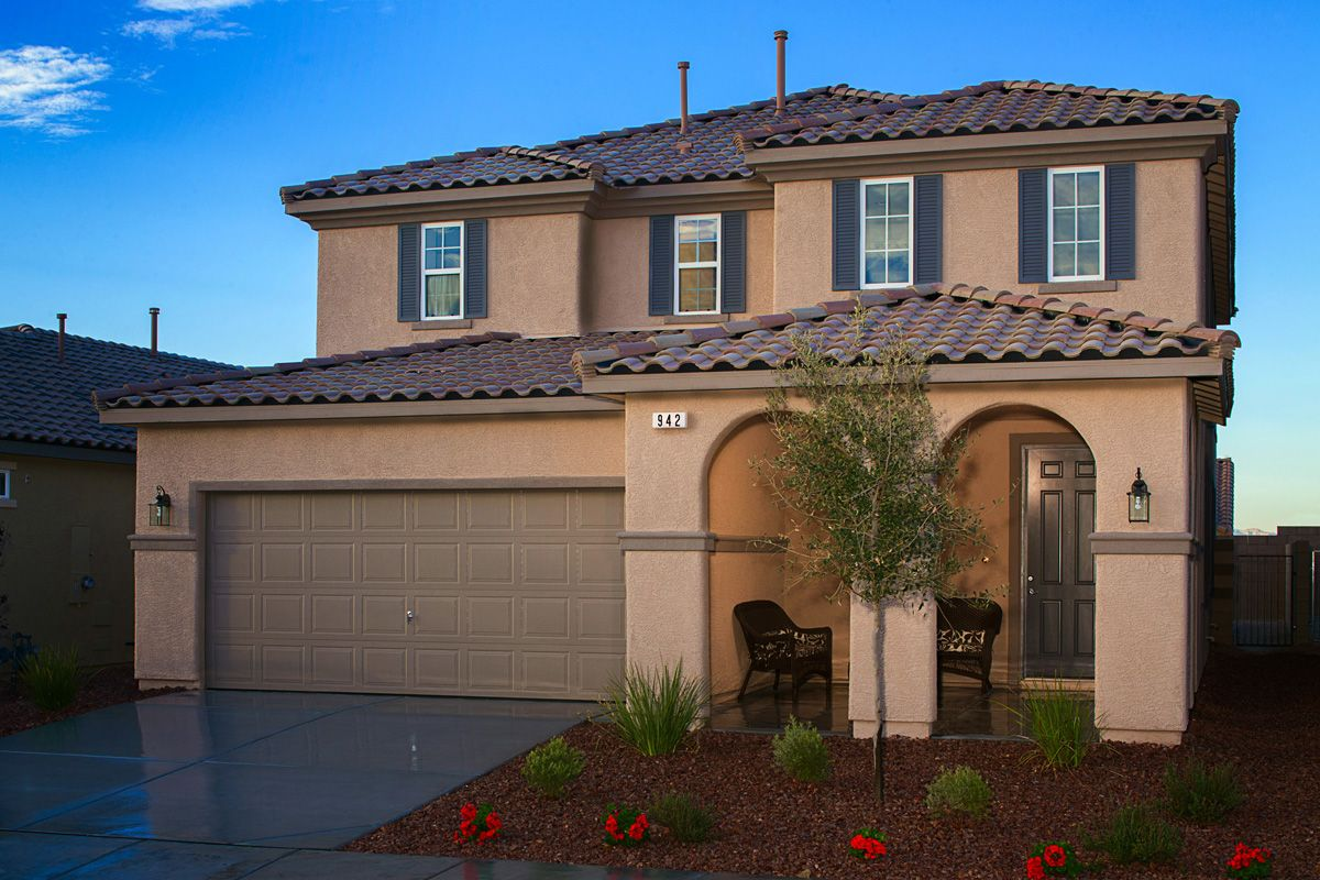 New Homes For In Las Vegas Nv By Kb Home