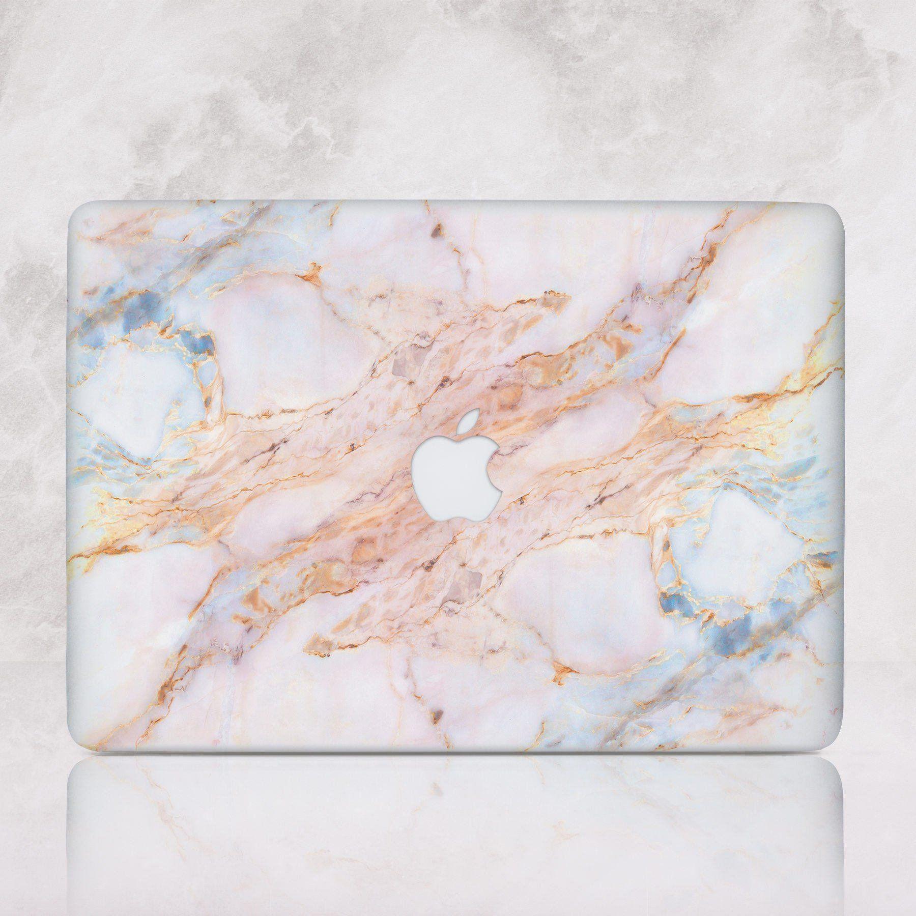 Stone Marble Macbook Pro 13 Hard Case Pro Retina 15 Case