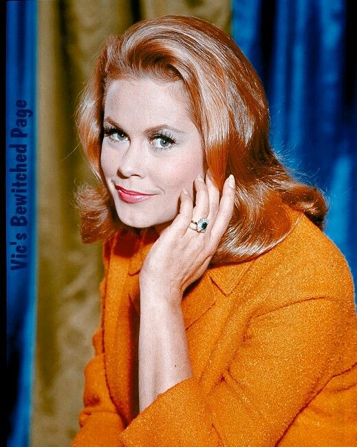 Beautiful, Bewitching Elizabeth Montgomery   Bewitched ...