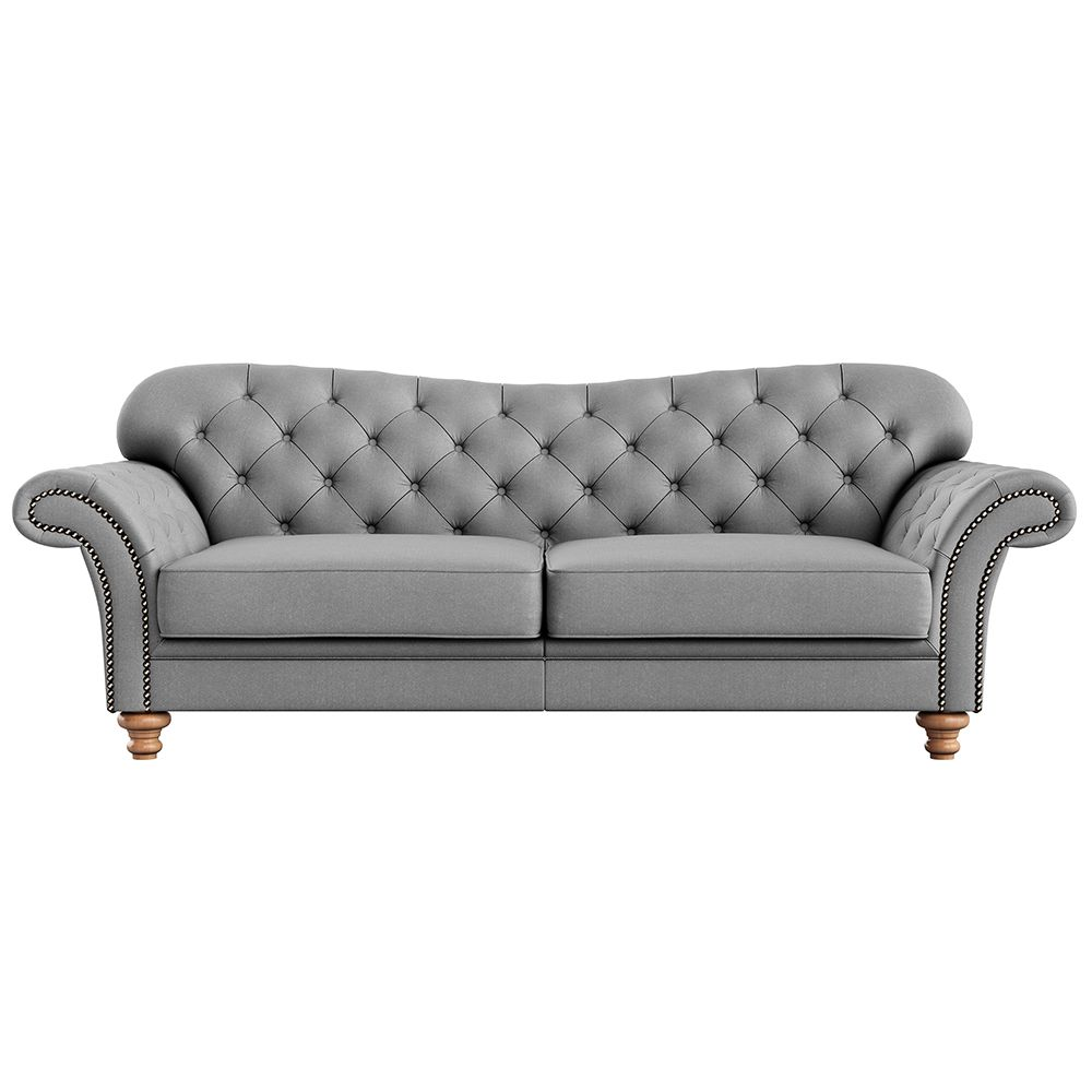 Charlbury 3 Seater Sofa - Linen | Sofa\'s & Chair\'s in 2019 ...