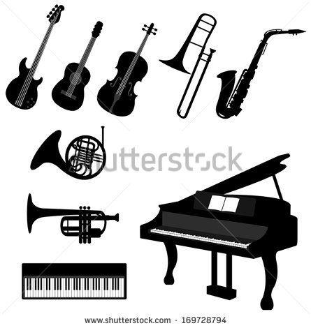 Un papier de musique vide avec une trompette - Telecharger Vectoriel  Gratuit, Clipart Graphique, Vecteur Dessins et Pictogramme Gratuit