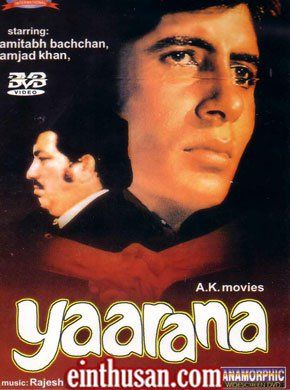 Yaarana Hindi Movie Online Amitabh Bachchan Amjad Khan Neetu