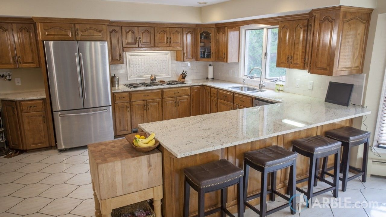 Best Astoria Kitchen Granite U Shape Countertop With Images 400 x 300