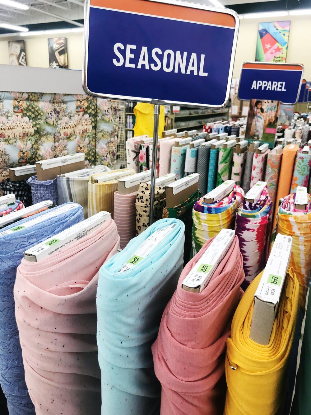 Secrets to Fabric Shopping at Hobby Lobby in 2020 | Hobby ... on Hobby Lobby Online Shopping id=14190