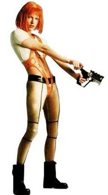 Leeloo from Fifth Element