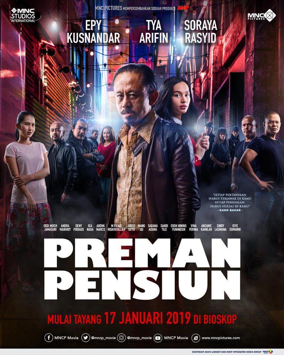 Preman Pensiun The Movie Lk21 : preman, pensiun, movie, Kofindo, Twitter, Movie, Posters, Design,, Movies, Online,