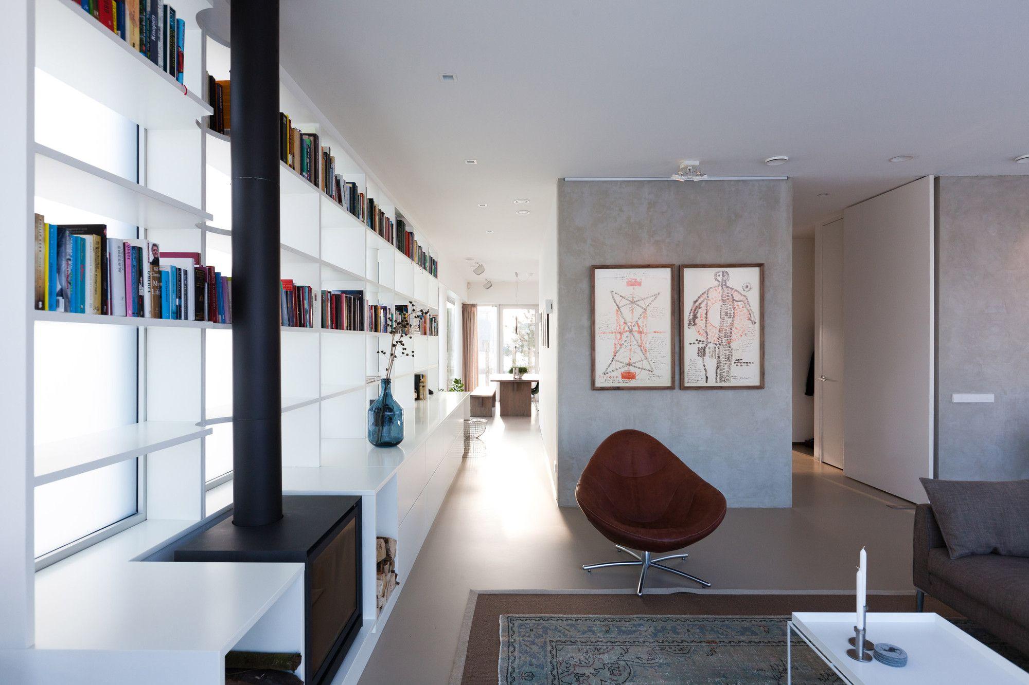 Gallery of ijburg villa marc prosman architecten 4 interieur