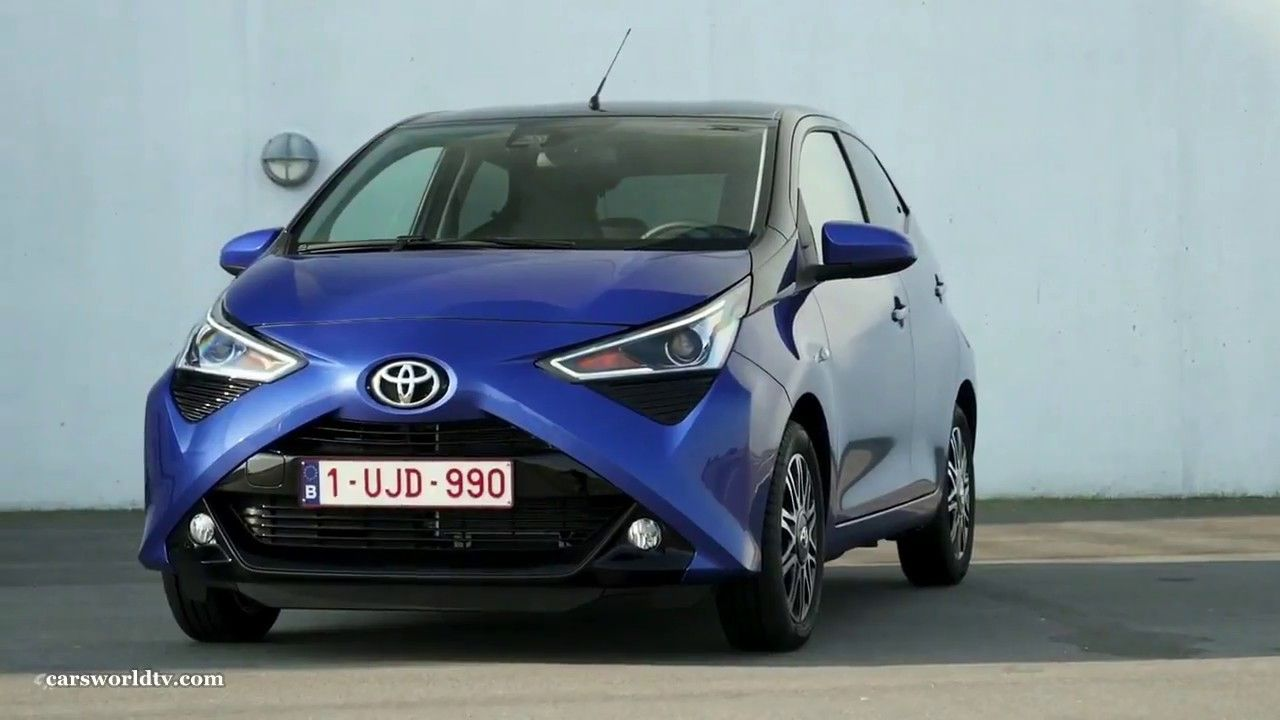 2019 Toyota Aygo Interior Exterior And Drive
