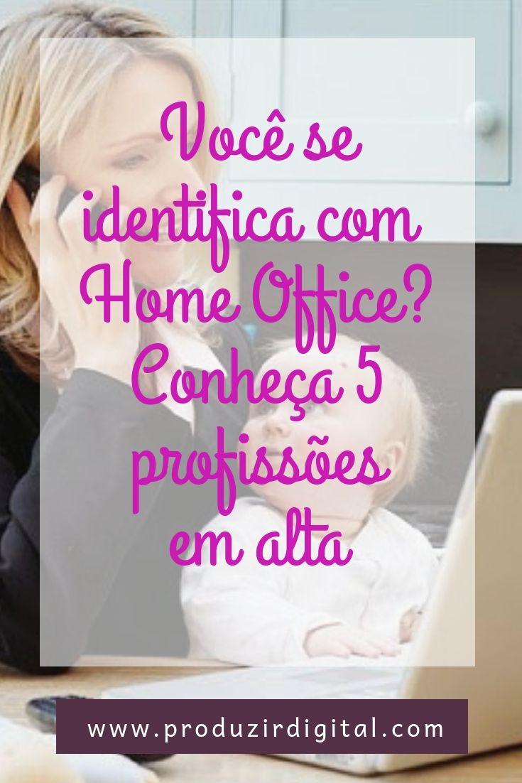 05 Opções para TRABALHAR em Home Office