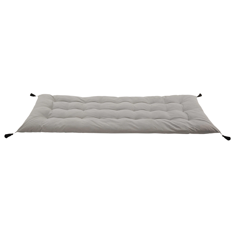 matelas gaddiposh en coton gris 90 x 190 cm matelas memoire de forme pinterest matelas. Black Bedroom Furniture Sets. Home Design Ideas