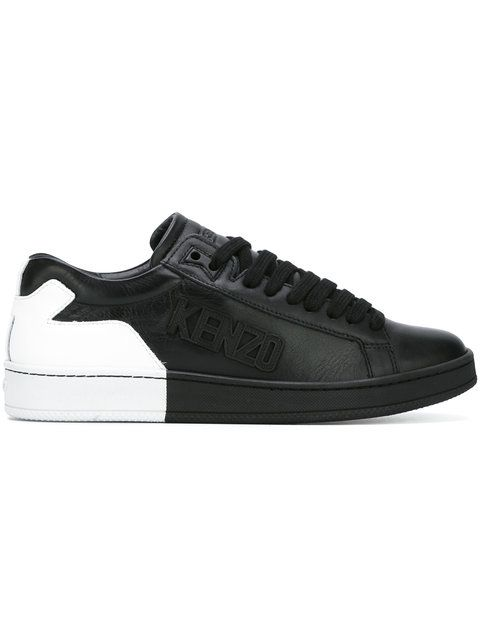 Kenzo Sneakers Ice Black Shoes For Men Outlet On Sale