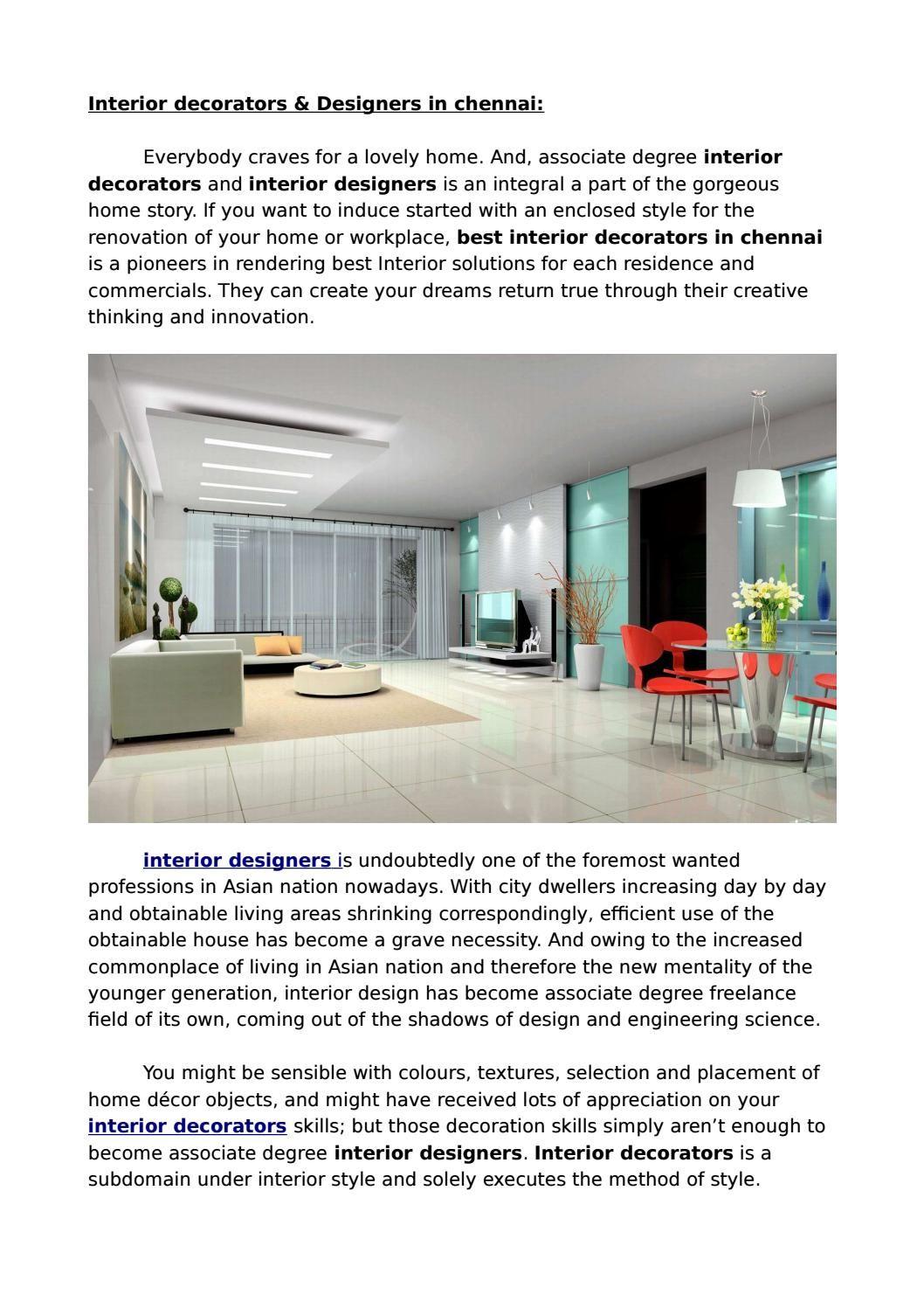 Best interior decorators  designers in chennai also justseemobileapp marketing on pinterest rh