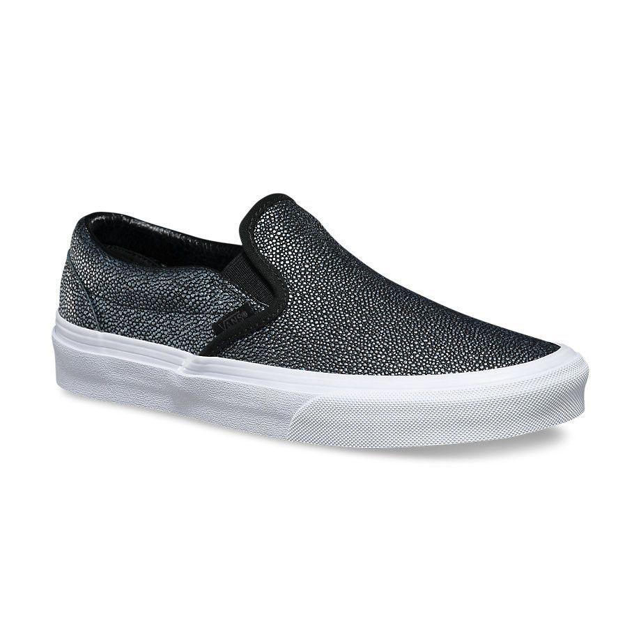 unisex black vans