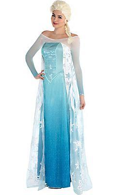 Last Minute Halloween Choices Adult Elsa Costume - Frozen  sc 1 st  Pinterest & Last Minute Halloween Choices Adult Elsa Costume - Frozen | Women ...