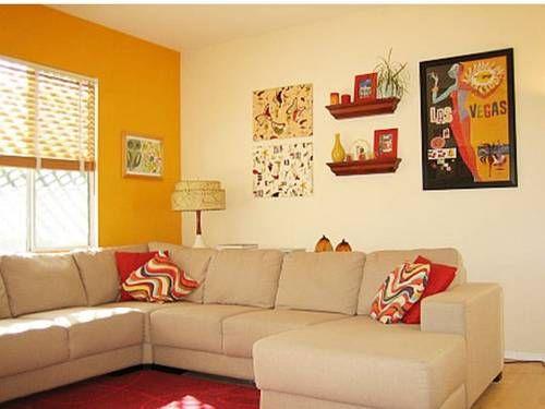 Como Pintar Una Sala Pequena De Dos Colores Colores Para Salas Pequenas Decoracion De Interiores Como Pintar Una Sala