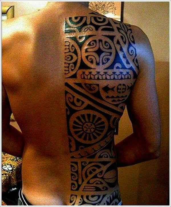 polynesische tattoos part 01 tatoo pinterest. Black Bedroom Furniture Sets. Home Design Ideas