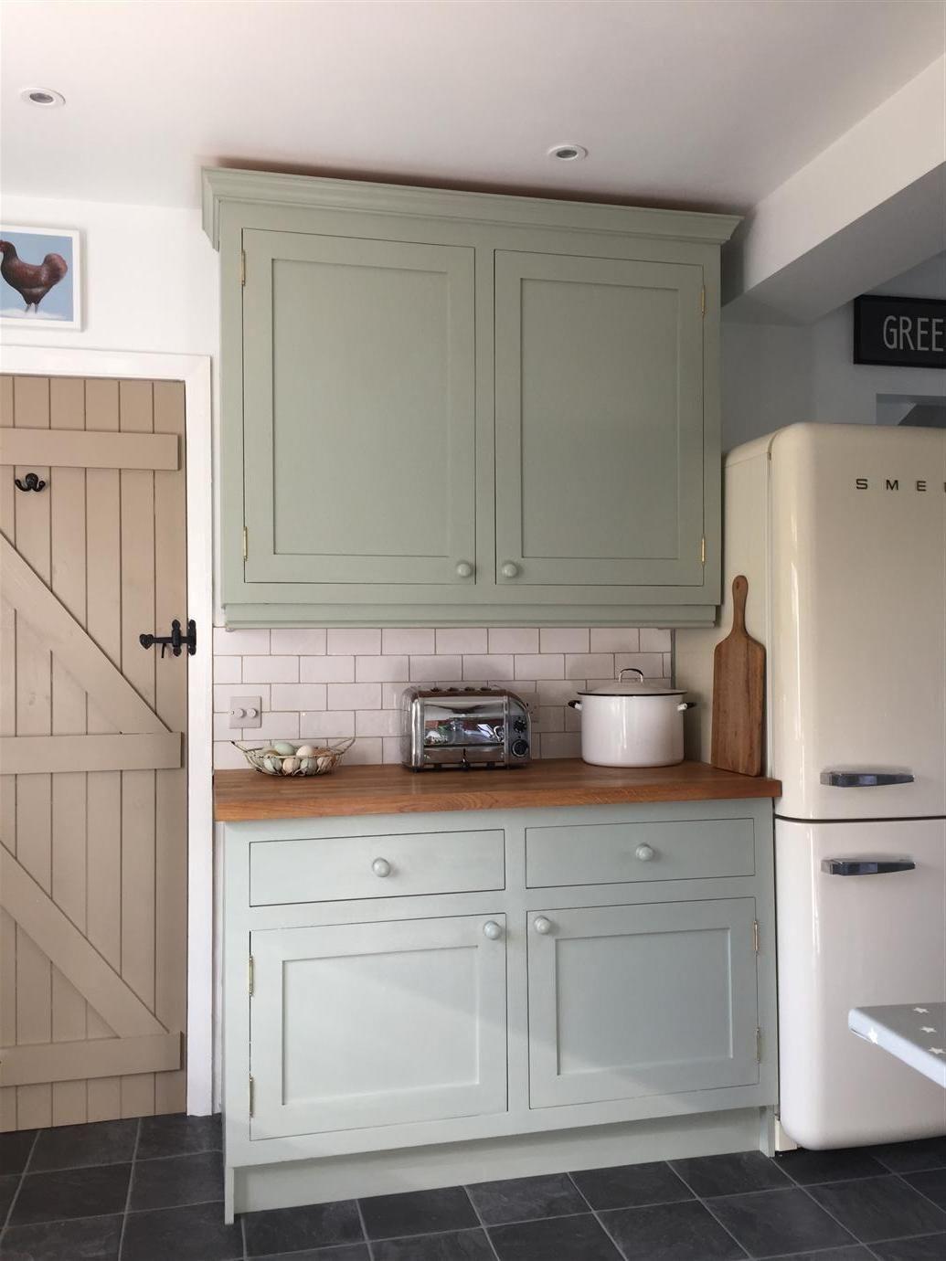 Best Farrow Ball Inspiration Blue Grey Grey Kitchen 400 x 300