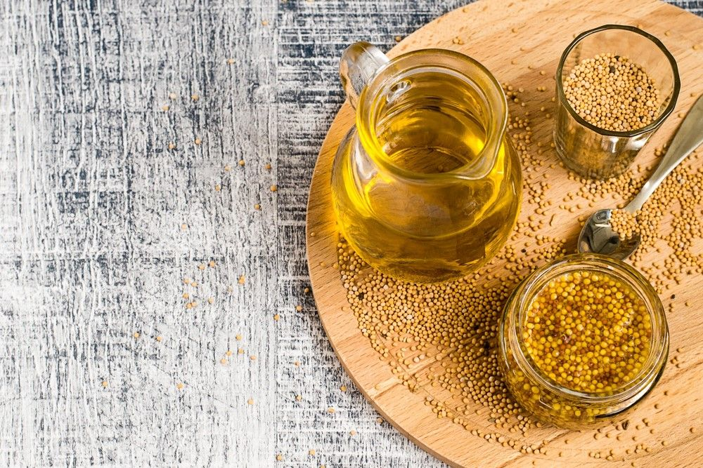 Health Benefits And Its Downsides Of Refined Corn Oil And Mustard