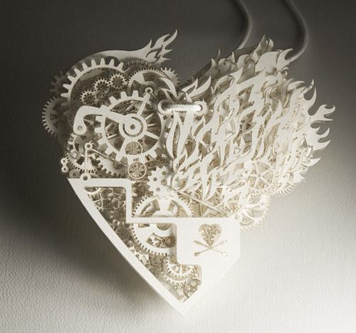 Paper engineering -- for the love of god people, if you are pinning art.. POST THE ARTISTS NAME!!!!!!