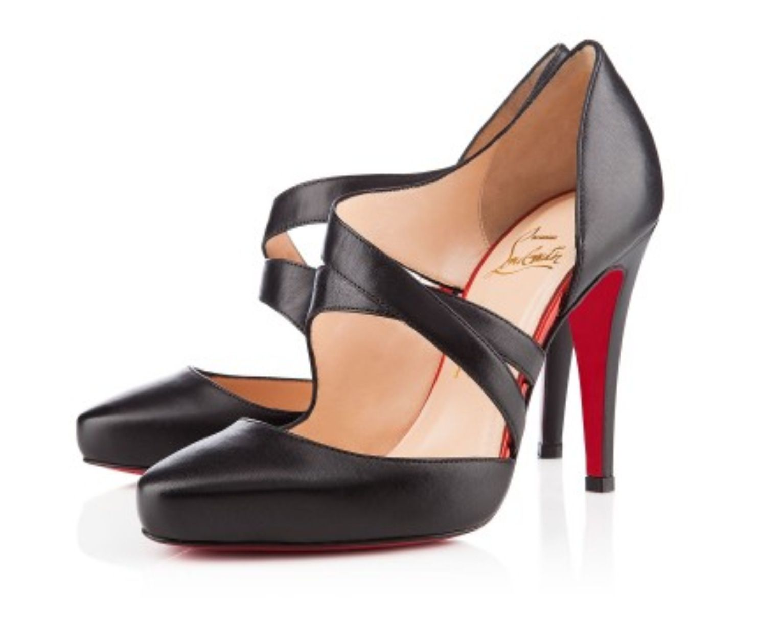 Love these.and I do need a new pair of black heals :-) Citoyenne Black - Louboutin  black pumps