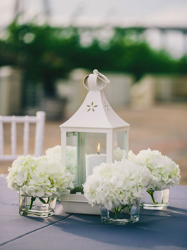 Beautiful lantern centerpieces for any wedding style