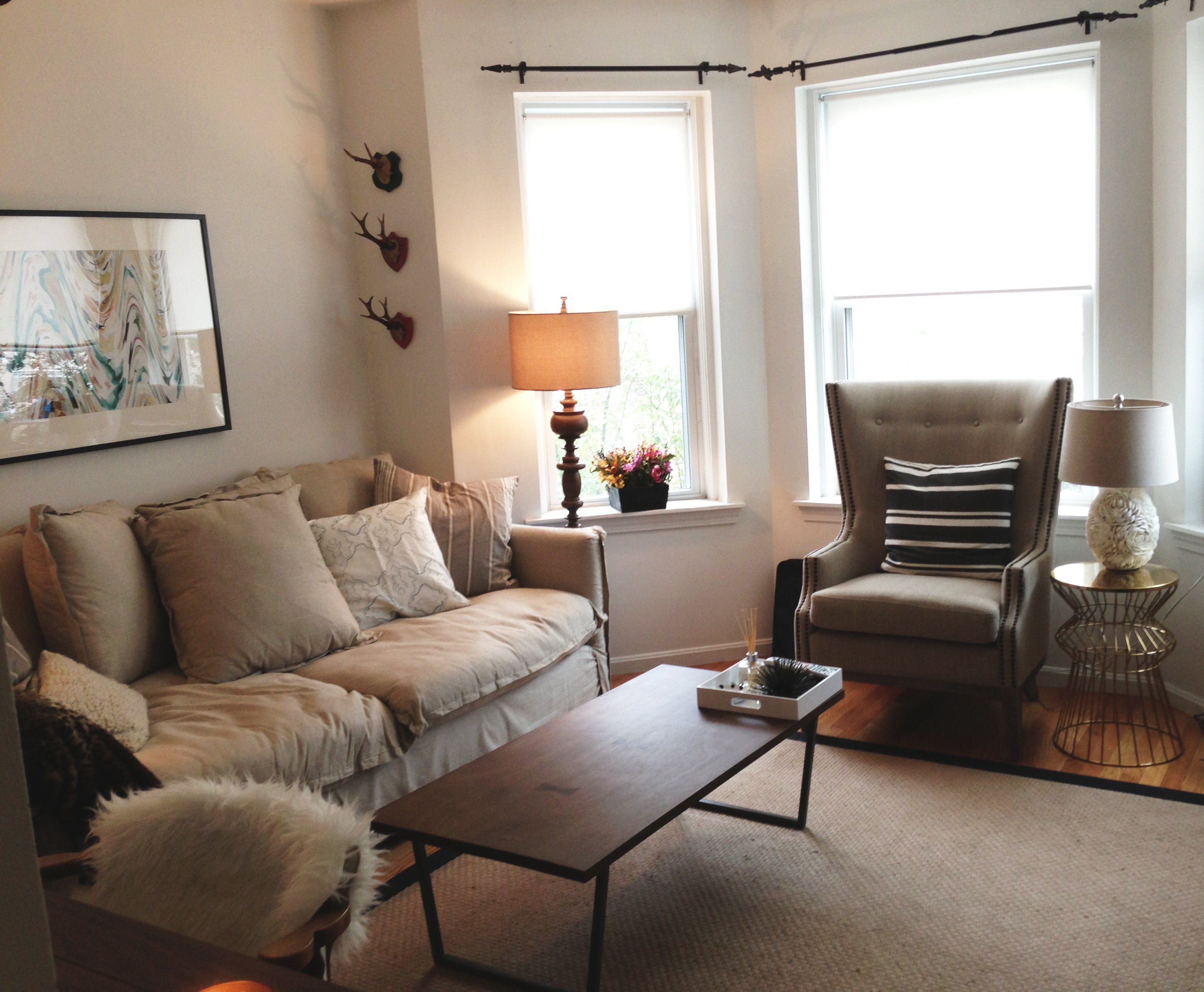 Paint Colors That Match This Apartment Therapy Photo SW 6006