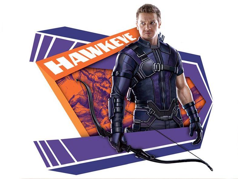 Captain America Civil War Promo Art - Hawkeye   JeremyRenner. Marvel  ComicsVingadoresCapitão América Guerra ... f5d3f7ee2e58e