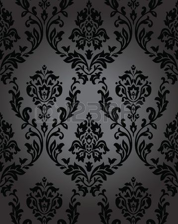 10 Fabulous And Affordable Wallpapers To Transform Your Decor Damask Wallpaper Bedroom Gothic Wallpaper Flock Wallpaper