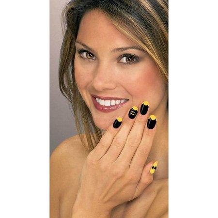 Beauty (With images) | Nail art kit, Batgirl, Batman nail art