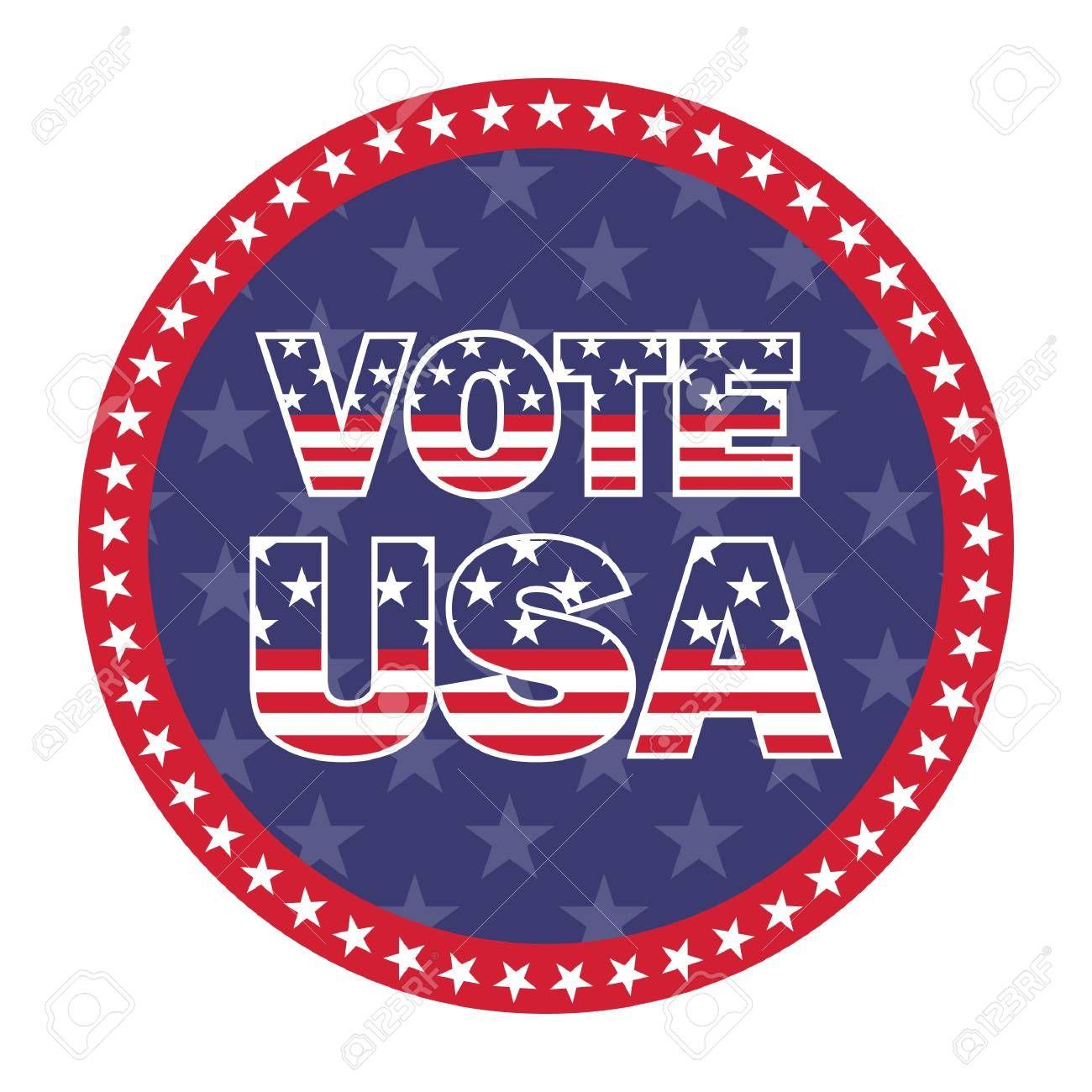 Us Vote Sticker Aff Vote Sticker In 2020 Vote Sticker King Logo Burger King Logo