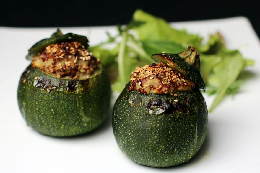 Cette semaine, c'est une recette végétarienne ! A vos ...